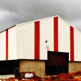 Industrial Shed – SRA Industries